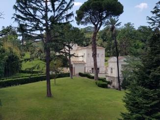 Vatican City garden